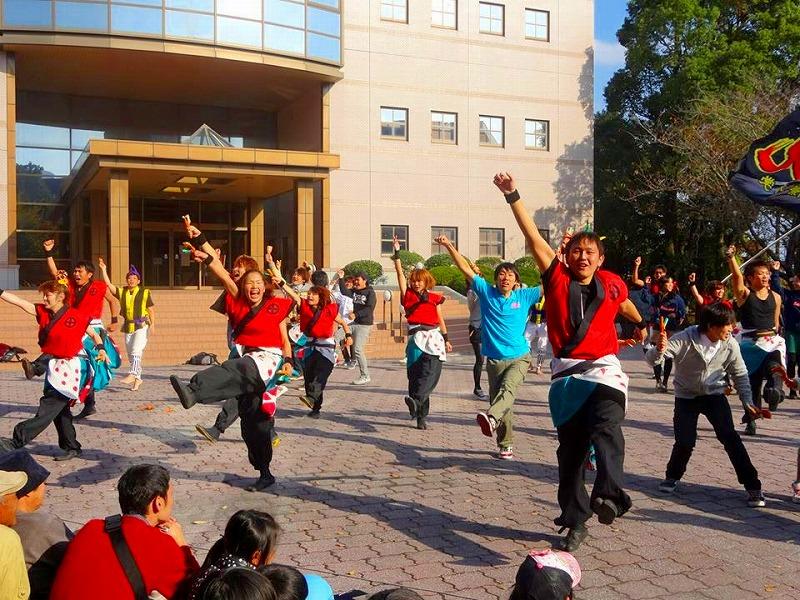 IKU 学祭1